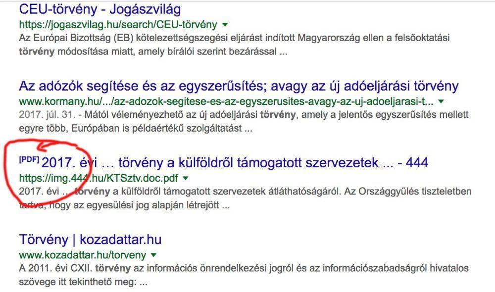 PDF Keresőoptimalizálása