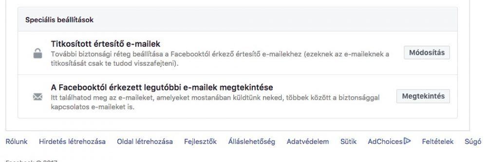 A Facebook küldte nekem az e-mailt? [Biztonság]