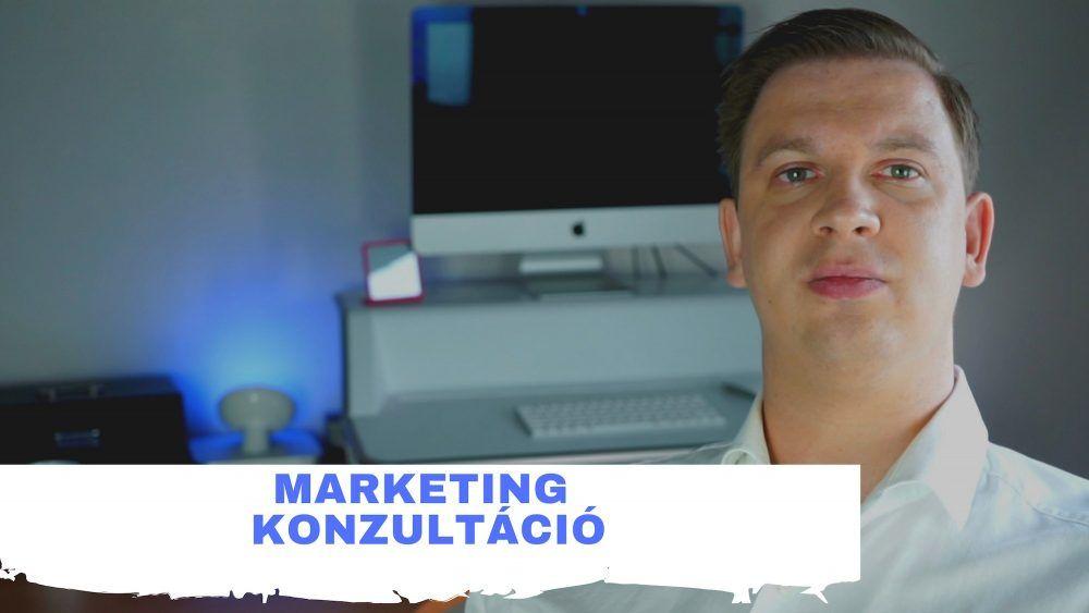 Dajka Gábor - Marketing Konzultáció